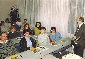 Autoškola Artis - 1992. godina
